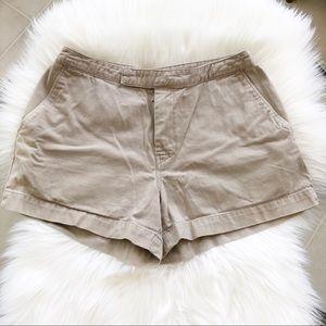 Khaki Shorts by Old Navy